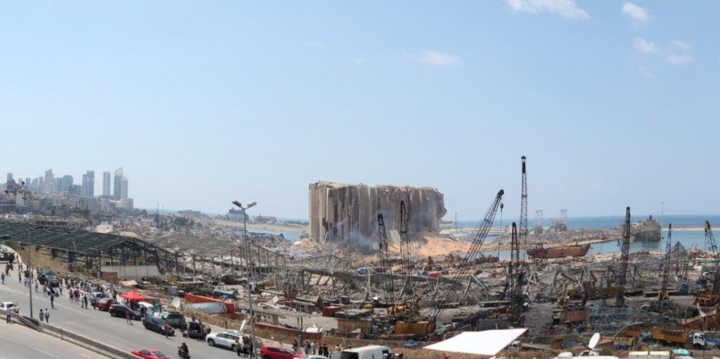 Libanon Explosion